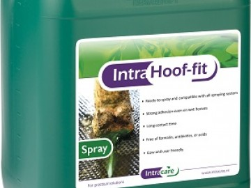 Intra Hoof-fit Spray